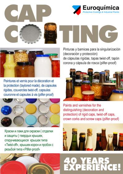 cap coating euroquimica